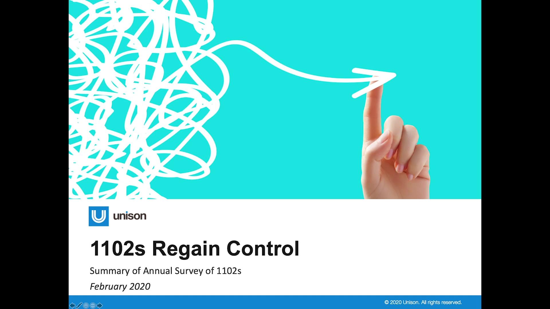 Regain Control Part 2