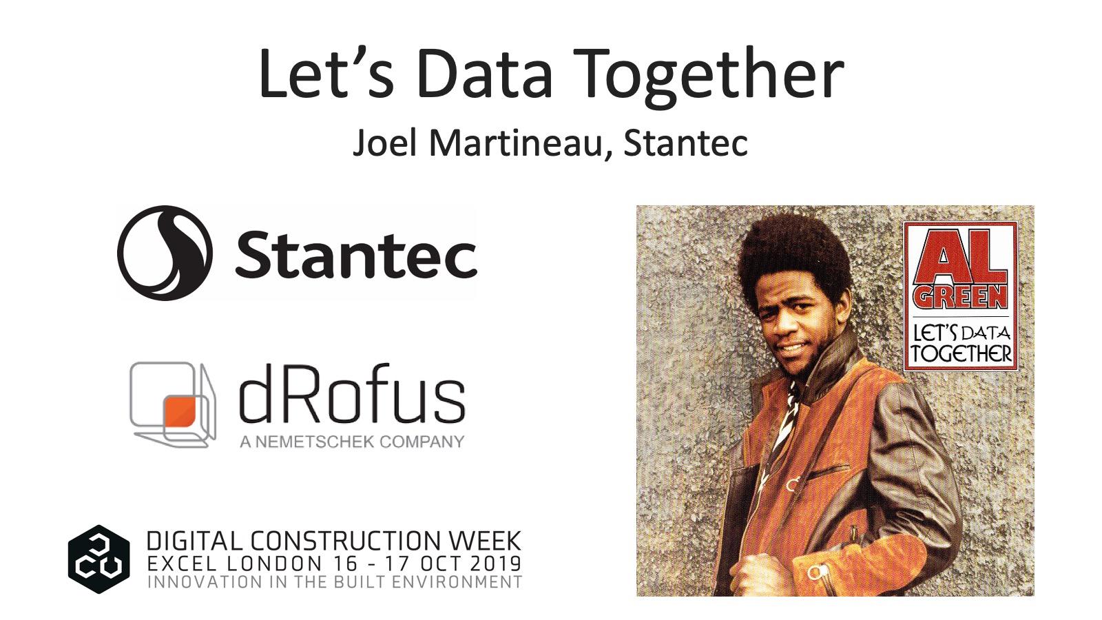 Lets Data Together - Joel Martineau