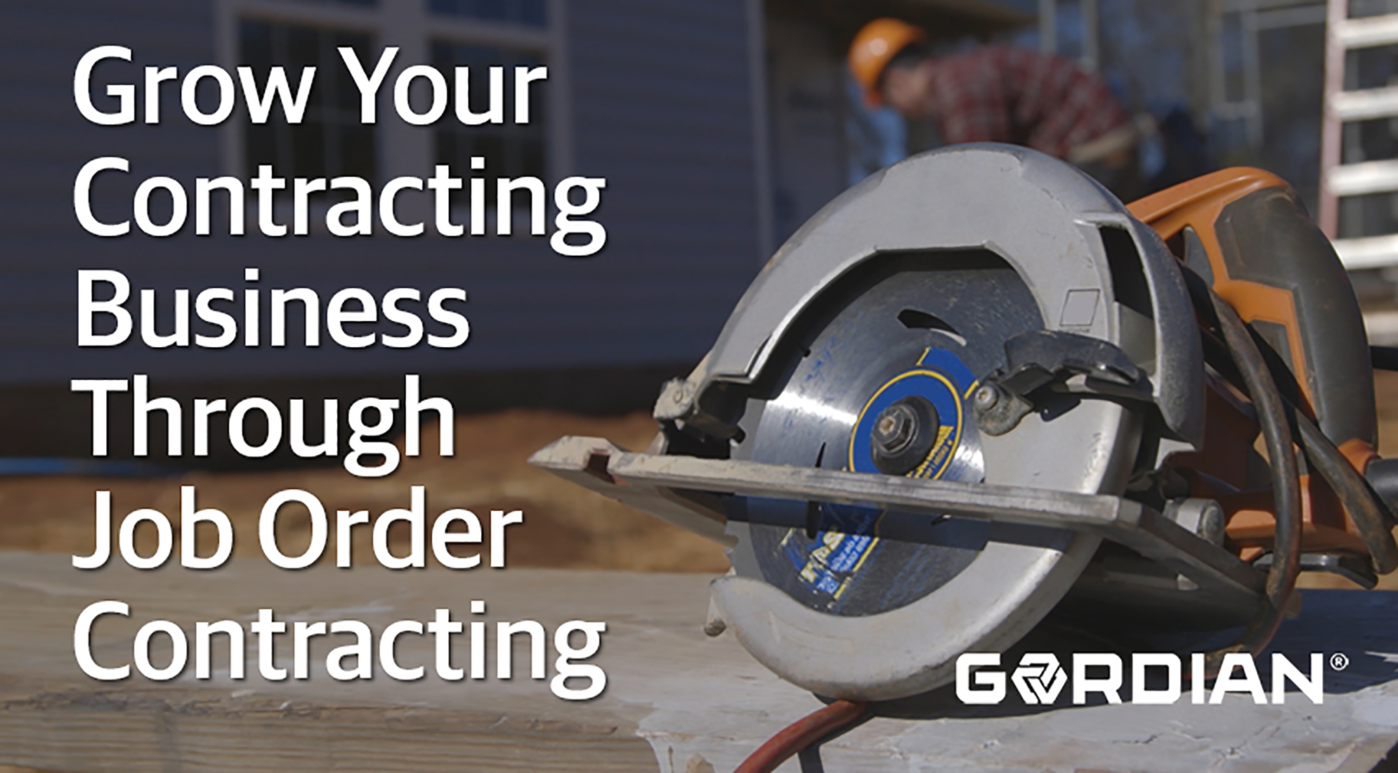 Grow Your Contracting Business with Job Order Contracting