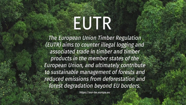 EUTR and timber due diligence (subtitled)
