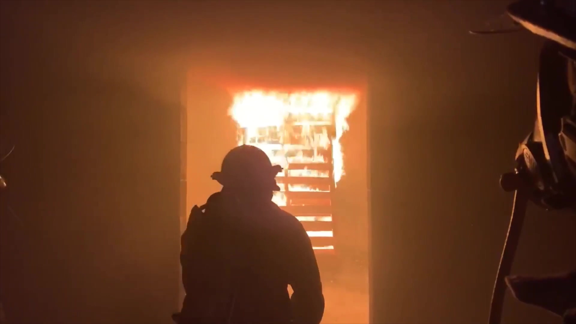 Forest Park Live Fire Training Video