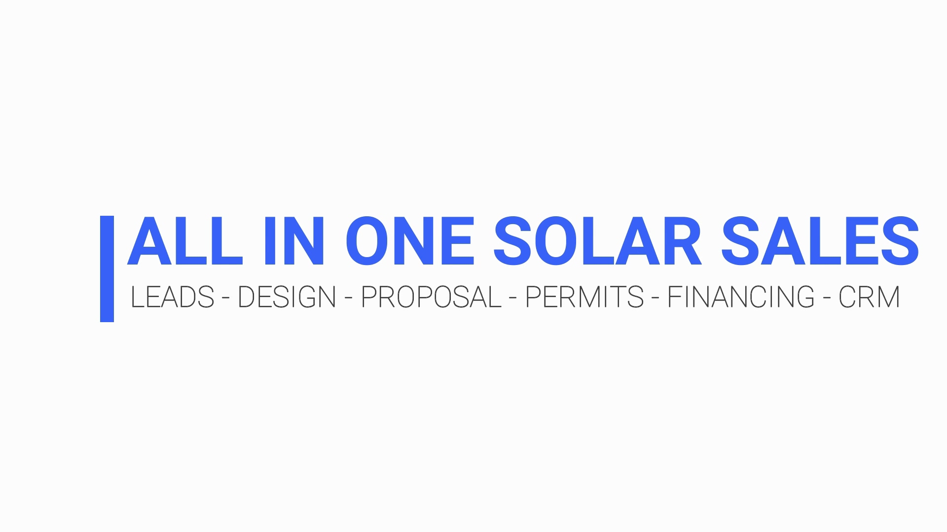 SG How we make it easier for solar installers