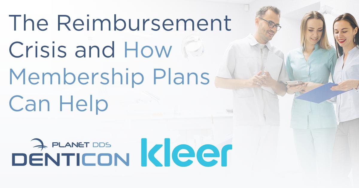 The Reimbursement Crises and How Membership Plans Can Help - Edit