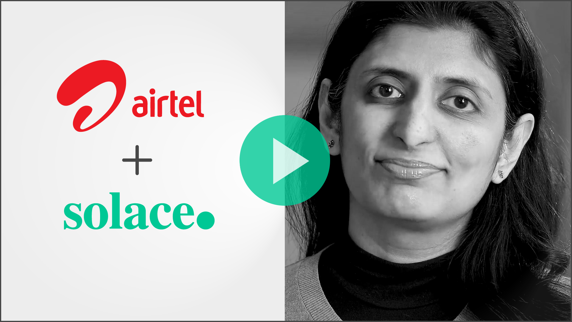 Airtel + Solace