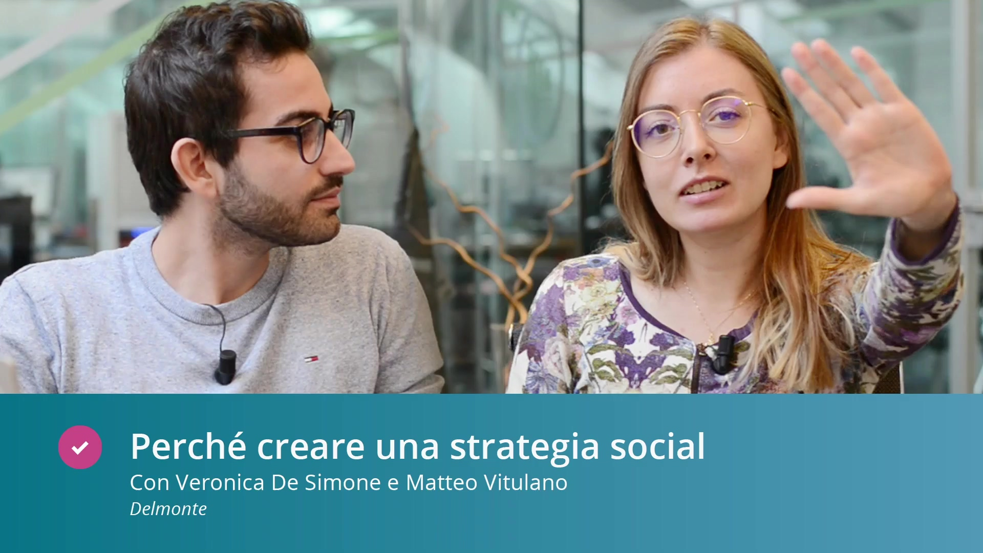 Perche avere una strategia social