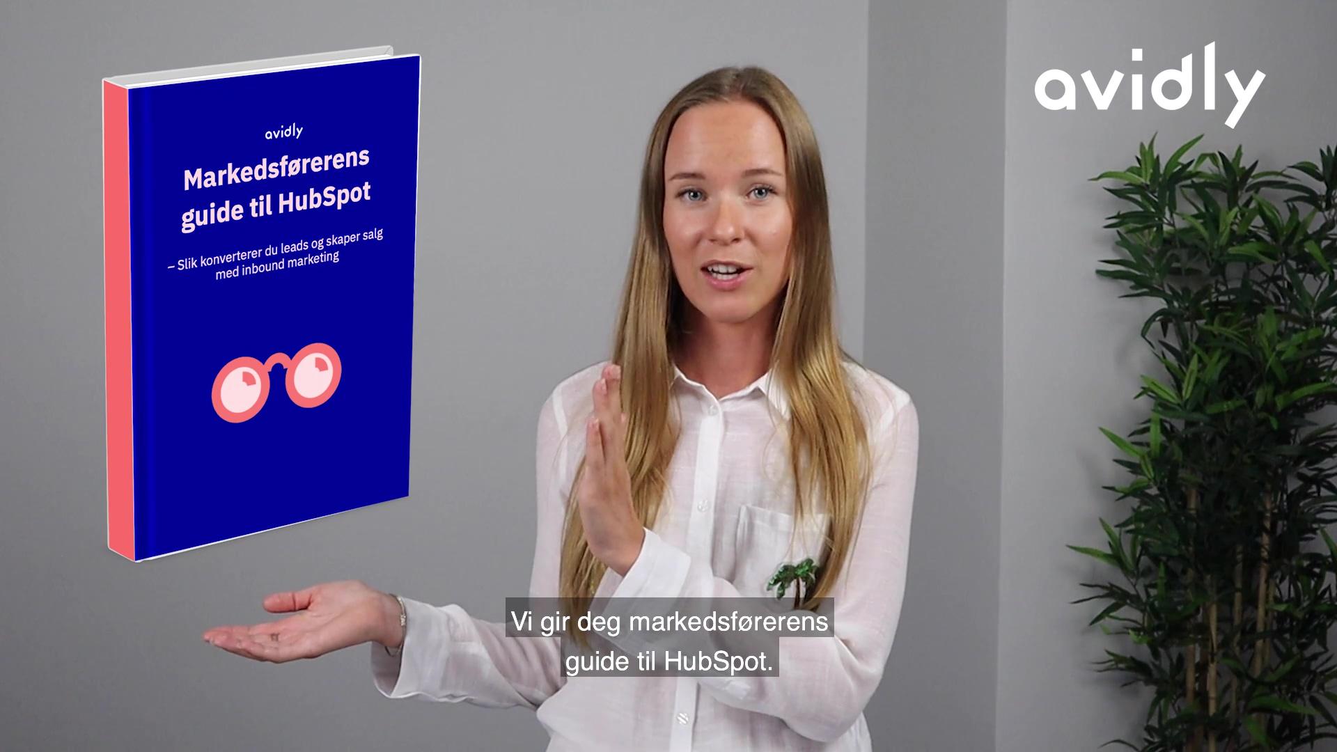 Markedsførerens guide til hubspot