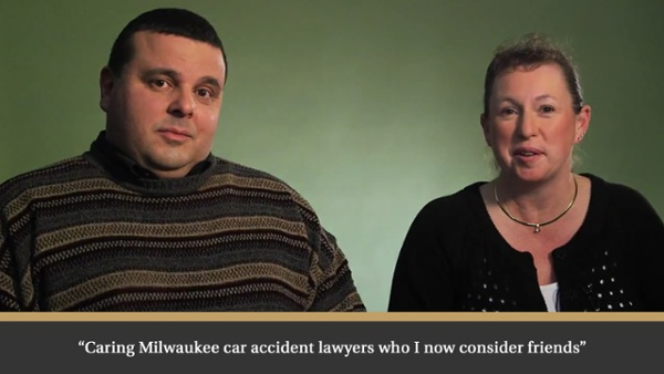 Caring Milwaukee car accident lawyers who I now consider friends