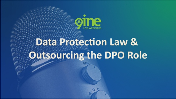 Data Protection Law and Outsourcing the DPO Role