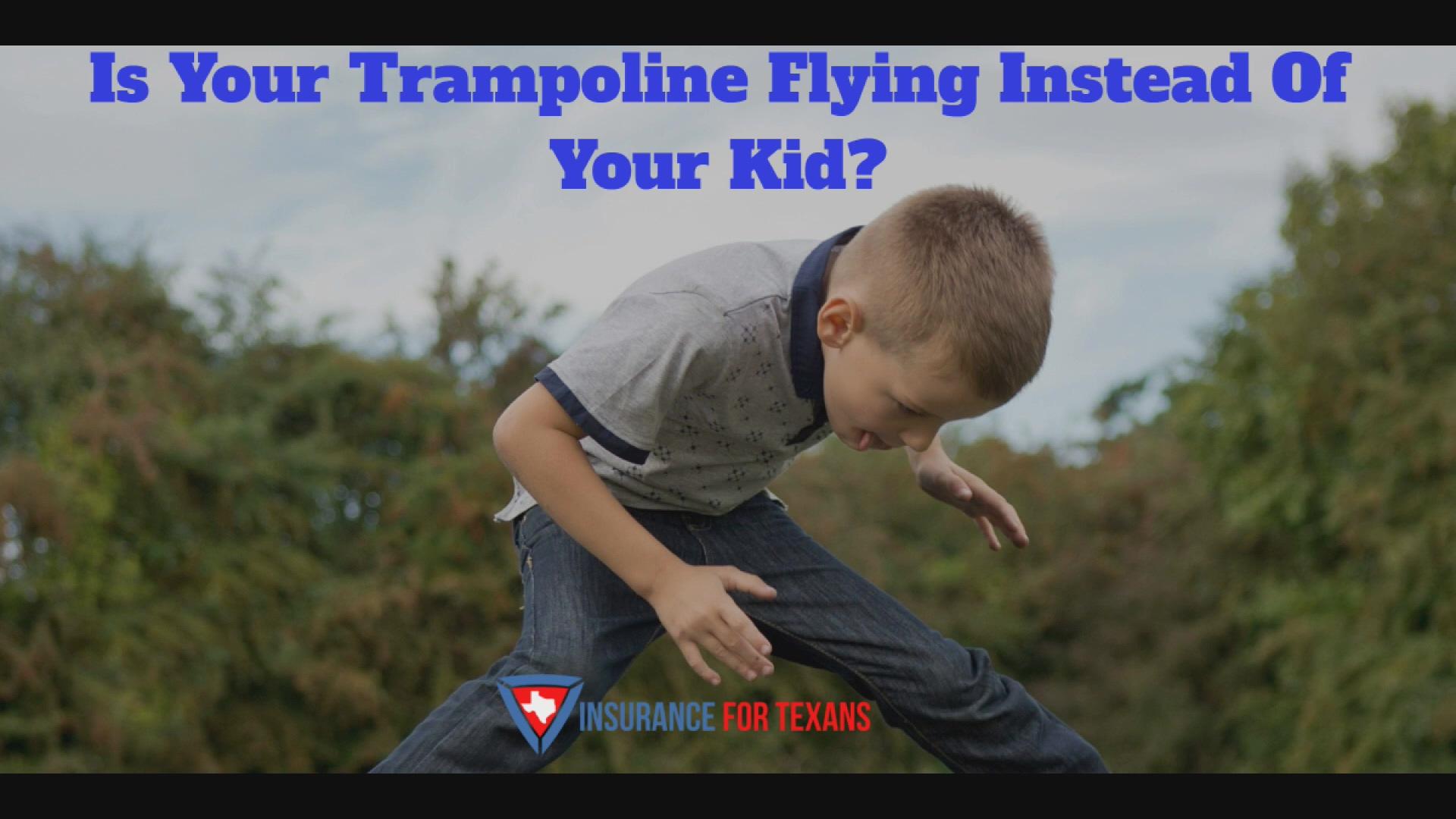 My Trampoline Flew Into My Neighbors House-1