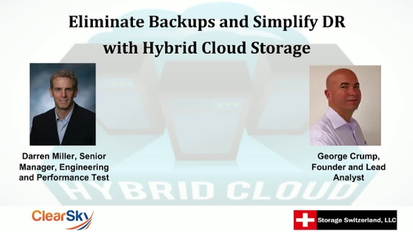 storage swiss webinar backup independence