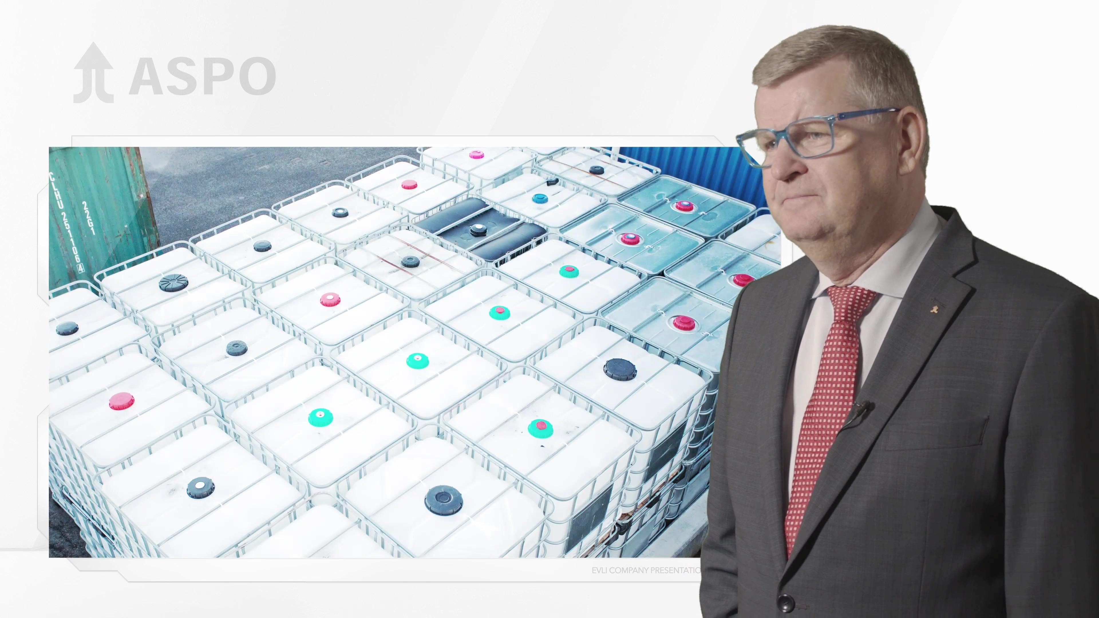 Aspo company presentation 15082019