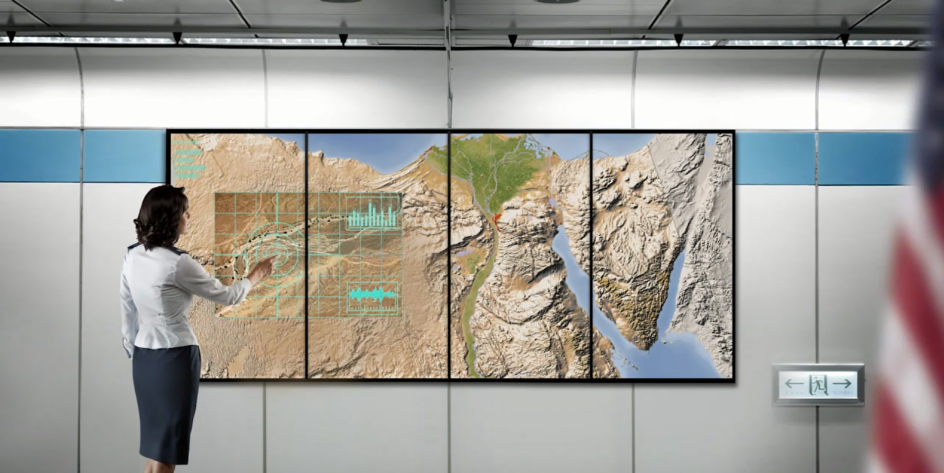 Video Walls by Samsung