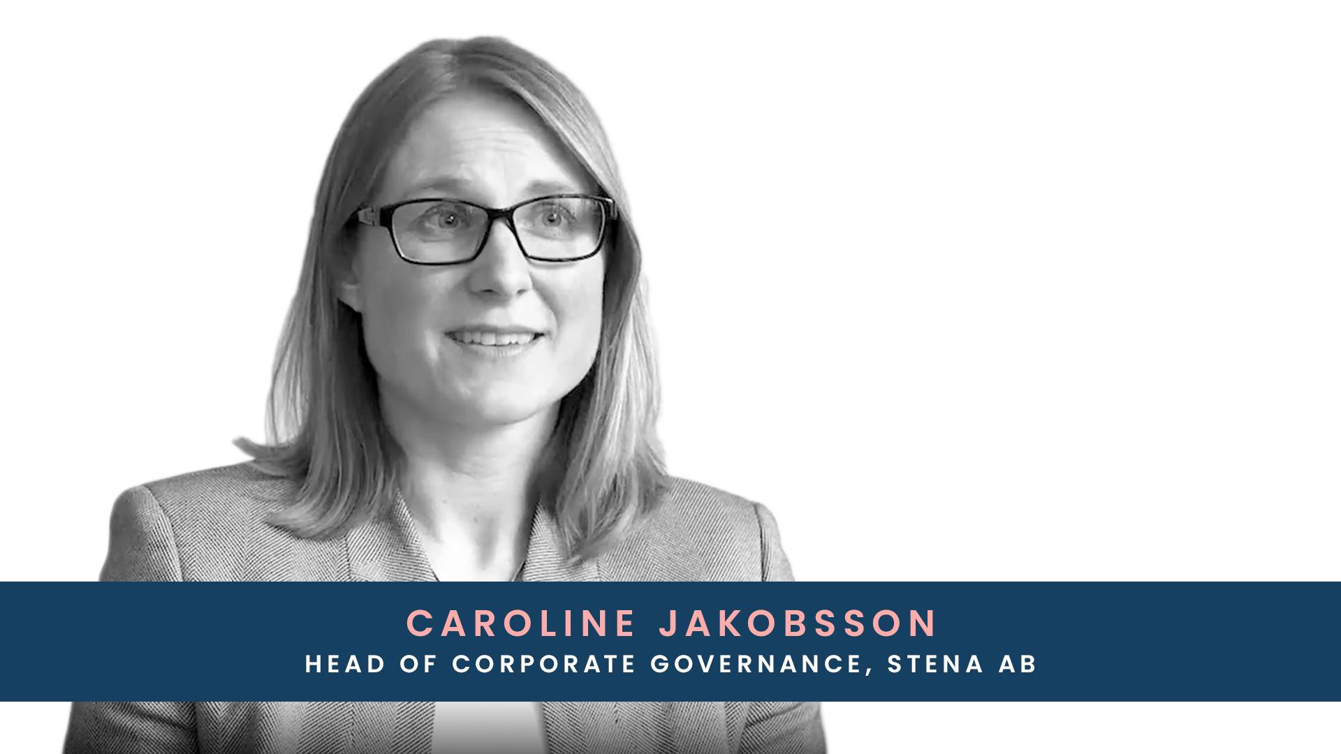Kundintervju Caroline Jakobsson Stena