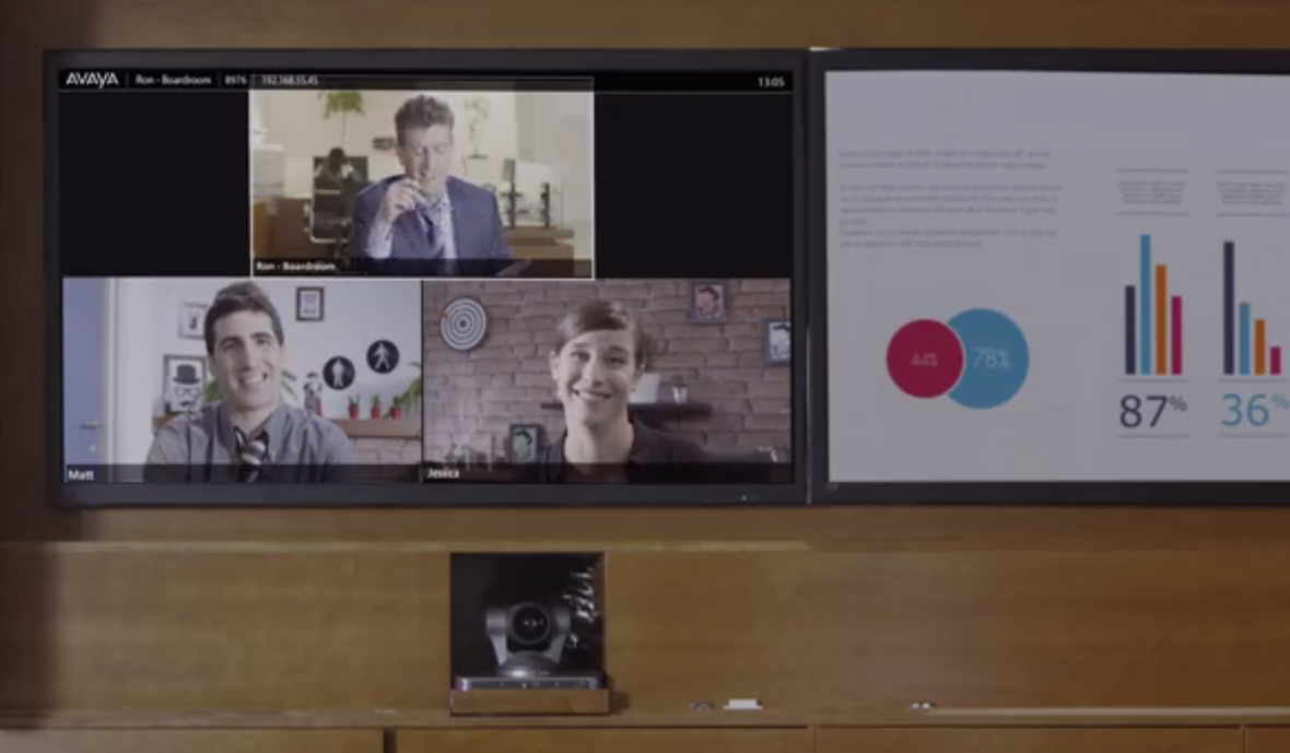 AvayaLive Video, Powered by Avaya Scopia