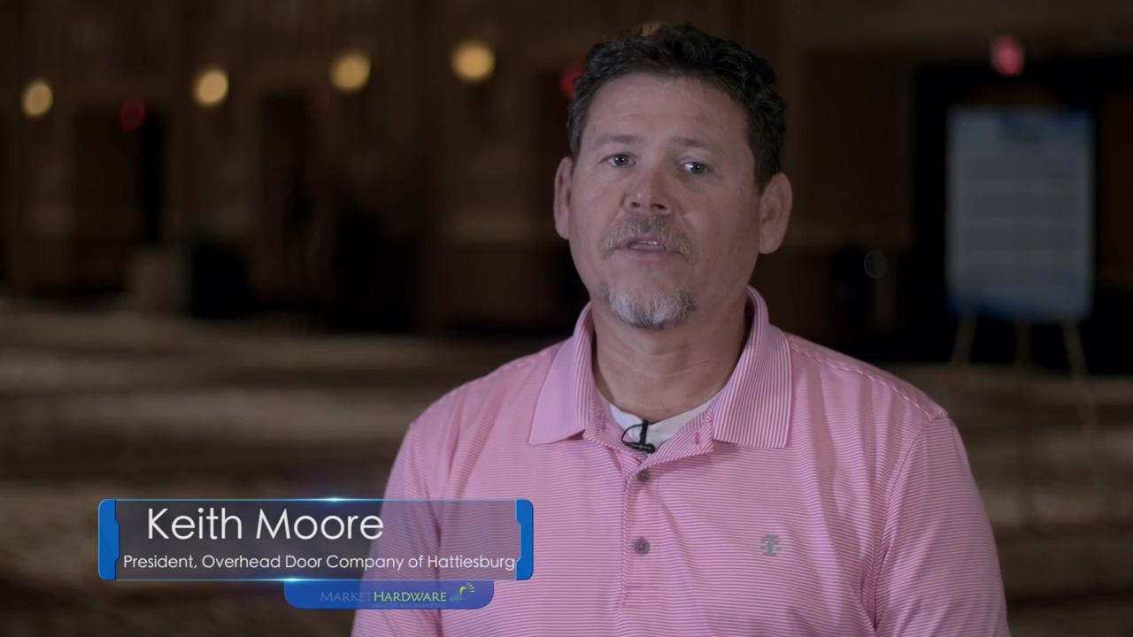 Market Hardware Client Testimonial Video- Overhead Door Company