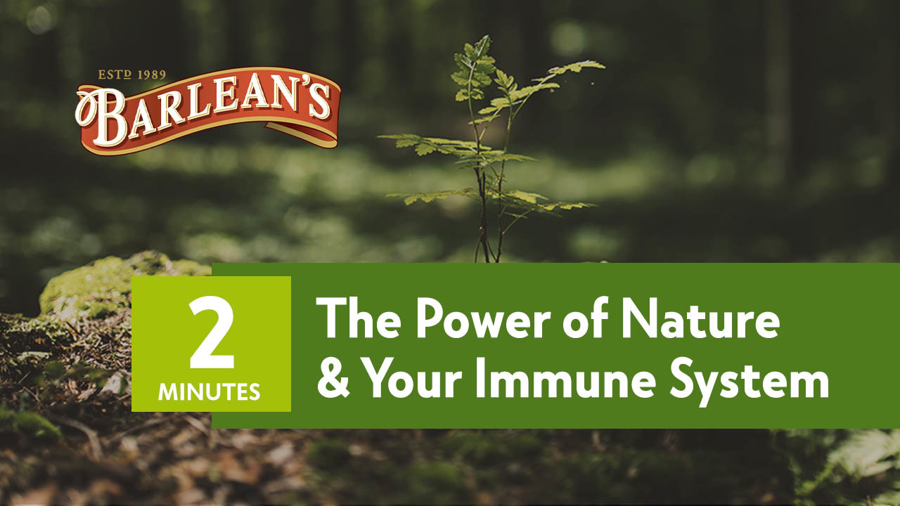 Nature and Your Immune System