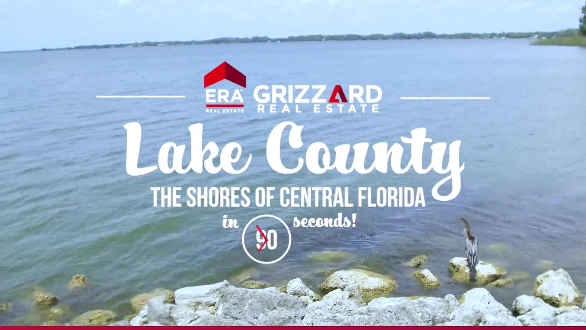 The Shores of Central Florida in 90 Seconds