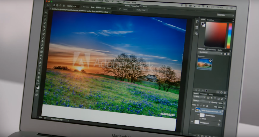Introducing Adobe Stock