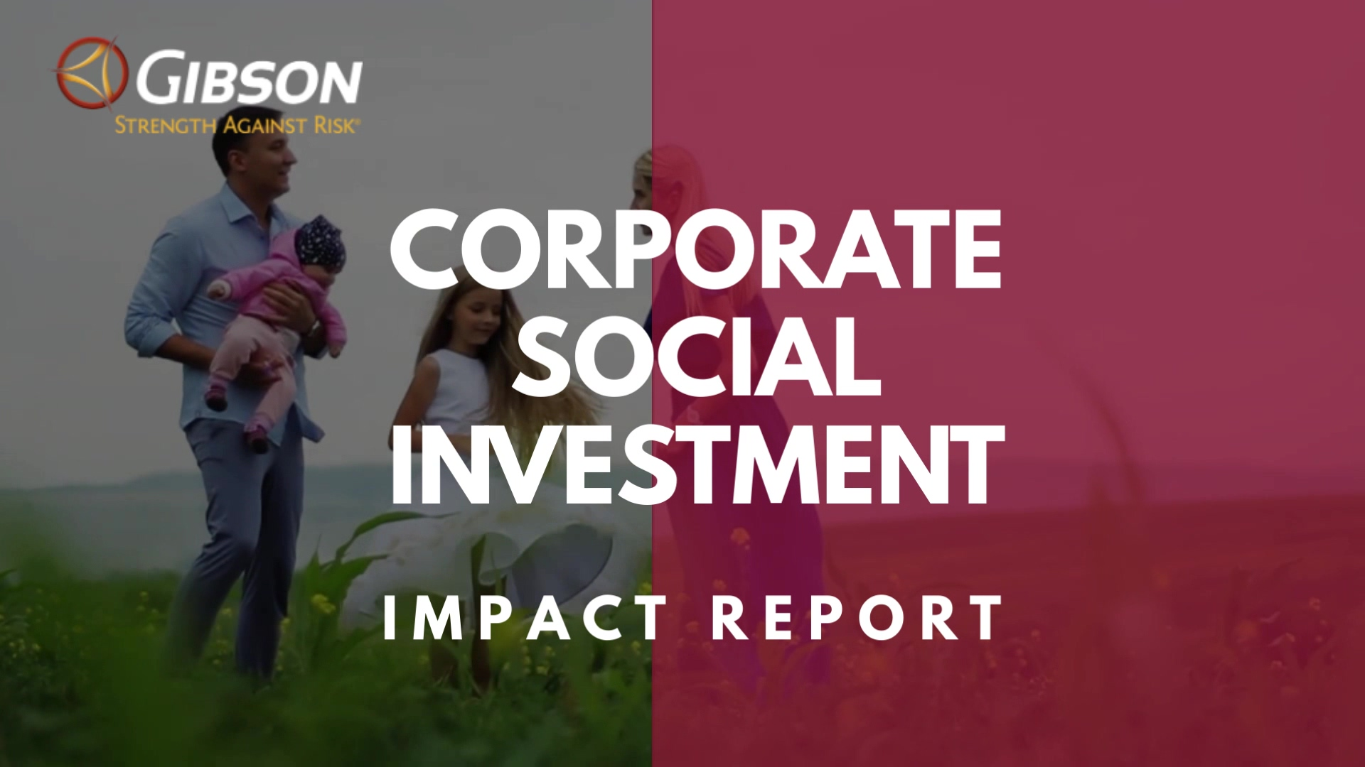 VIDEO Gibson Impact Report