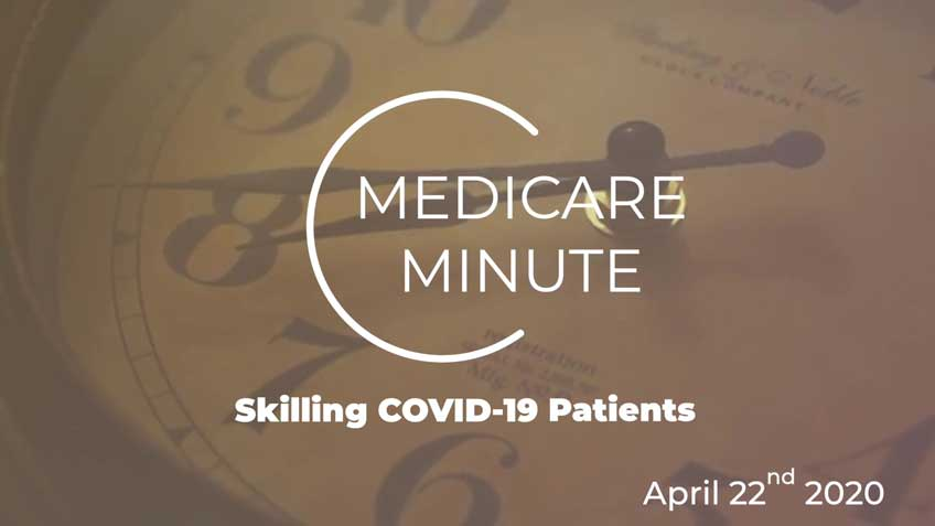 Skilling the COVID-19 Patient