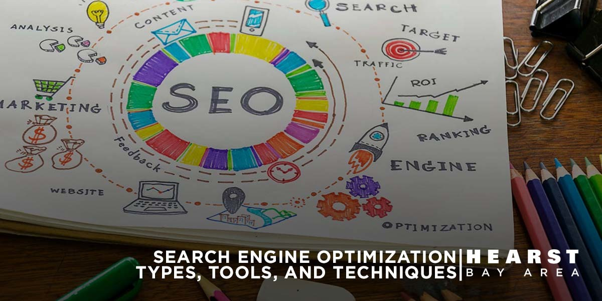 SEO Types Tools and Techniques for Article