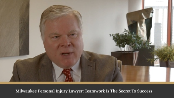 Milwaukee Personal Injury Lawyers site teamwork as their secret to success
