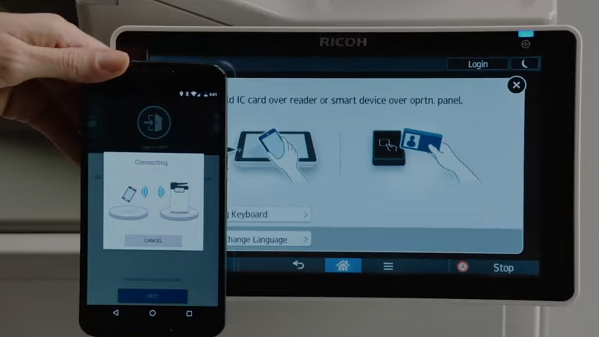 Ricoh Makes Information Work for You