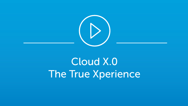 The Cloud X.0 Experience Webinar 03.16.2017