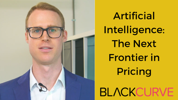 Artificial Intelligence - The Next Frontier in Pricing