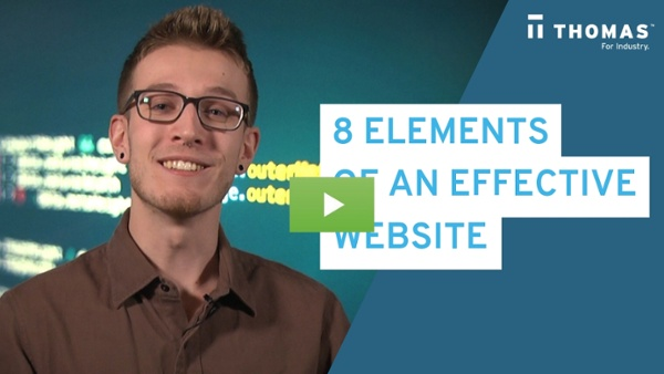 8 Elements Of An Effective Website