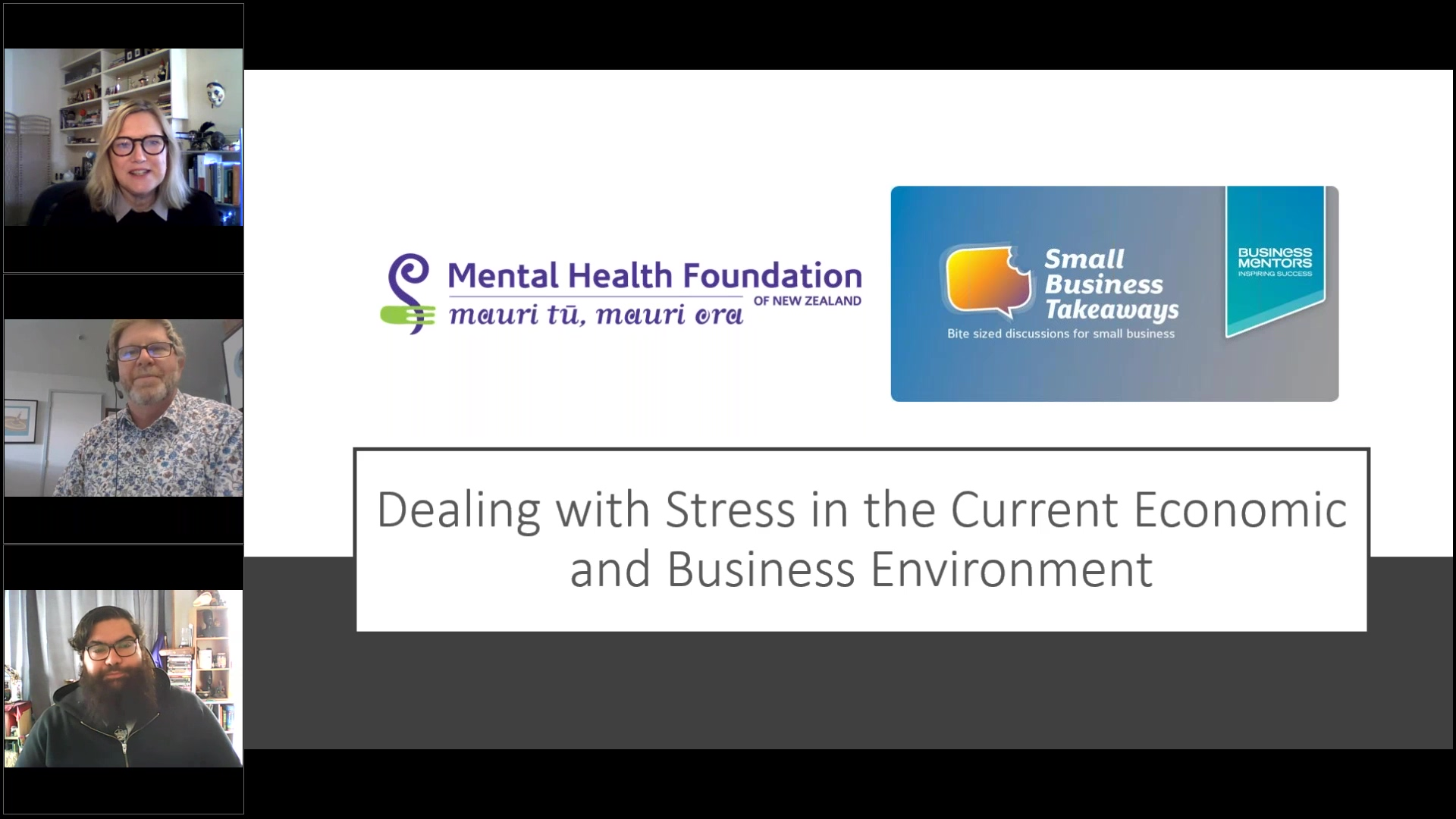 Business Mentors New Zealand_ Dealing with Stress in the Current Economic and Business Environment