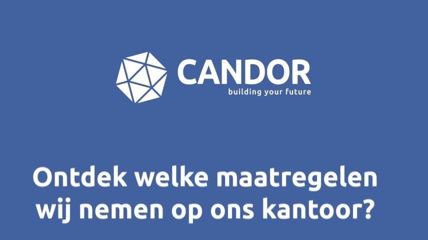 Candor - Covid BENL