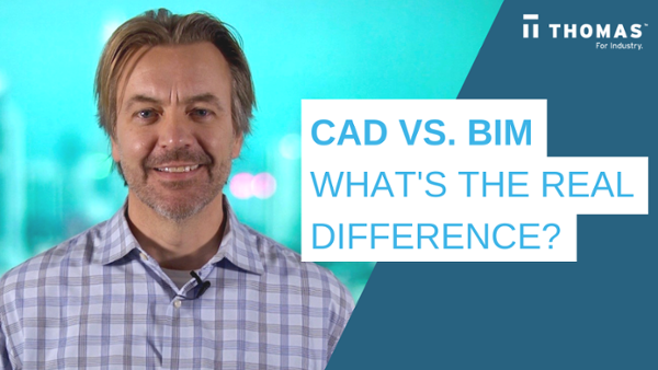 CAD vs. BIM