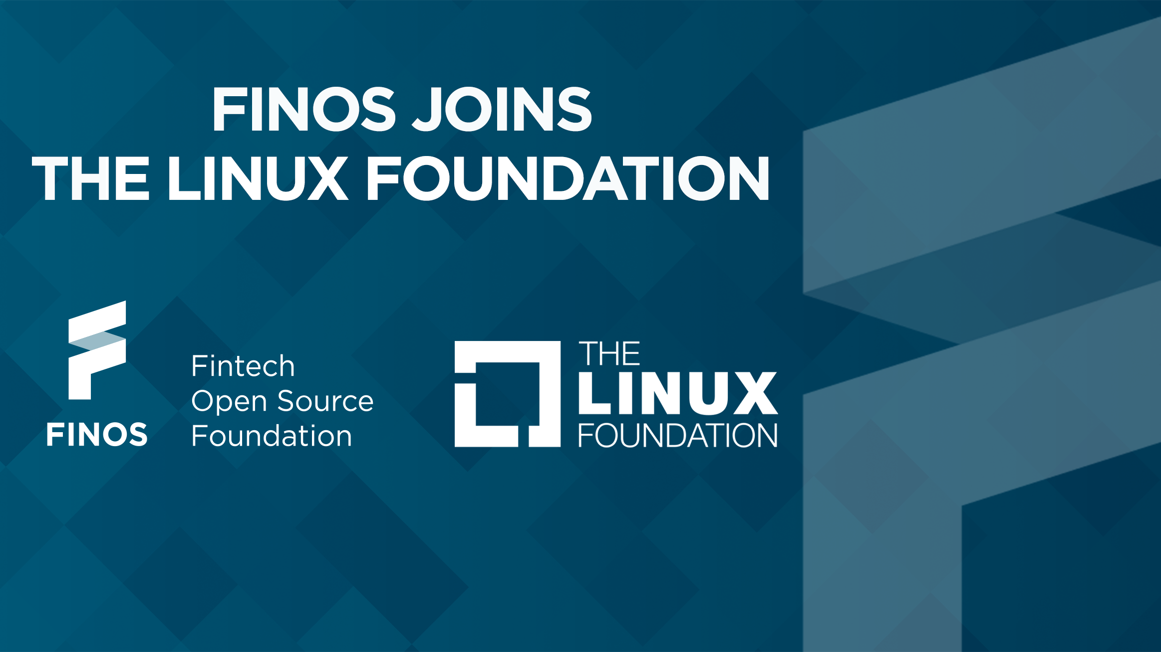 FINOS Linux Foundation Announcement - 9 April 20-FINOS MPEG-4