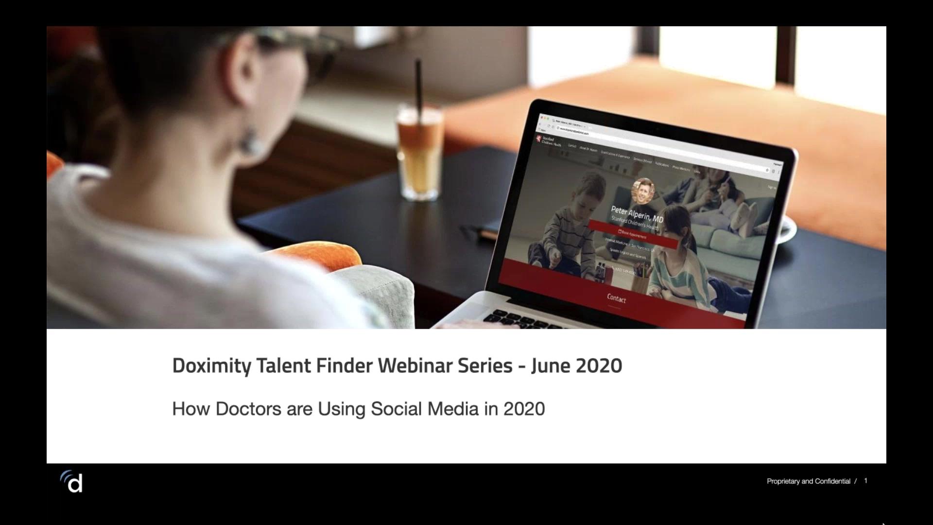June 2020 Webinar Recording