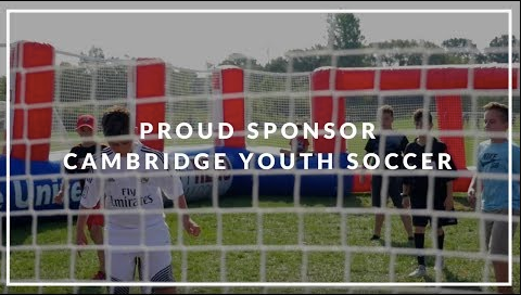 Cambridge Youth Soccer - Cliff Rego Team