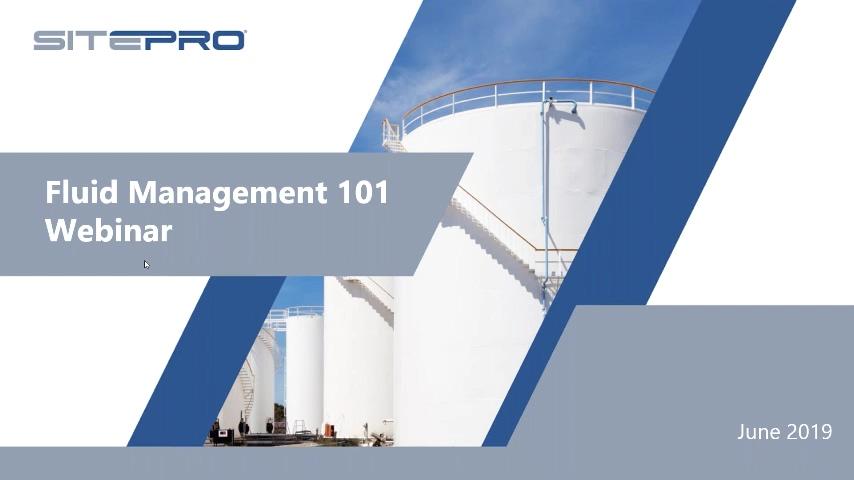 Fluid Management Webinar Edit