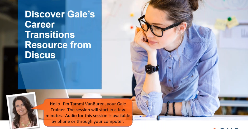 For Discus:  Discover Gale's Career Transitions Resource from Discus Thumbnail