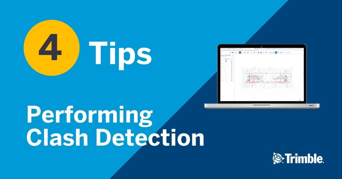 Trimble SysQue and Connect part 4: Clash Detection