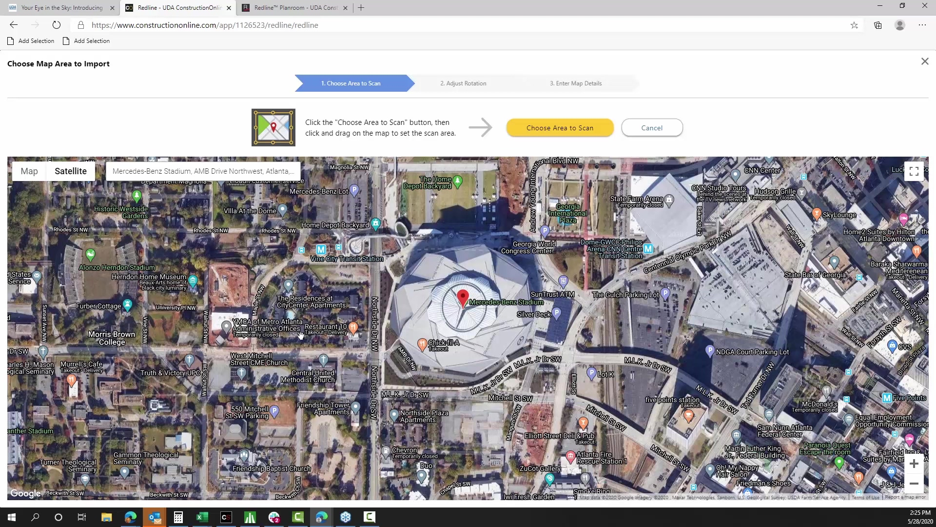 Your Eye in the Sky - Introducing New and Improved Google Map Imports