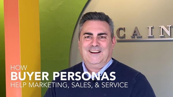 Buyer Personas - Web
