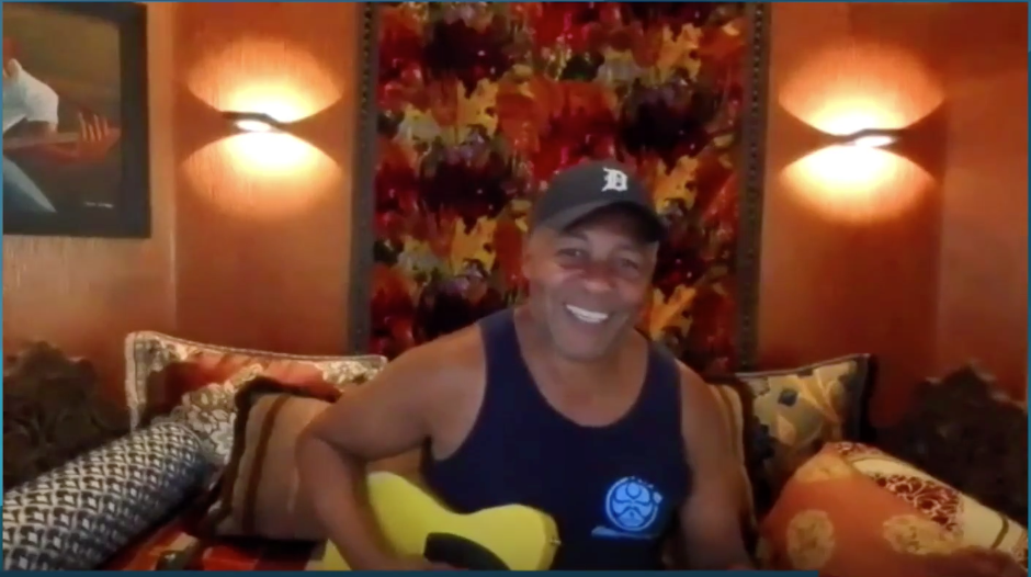 The CMO Club 10 Minute Break with Ray Parker Jr.