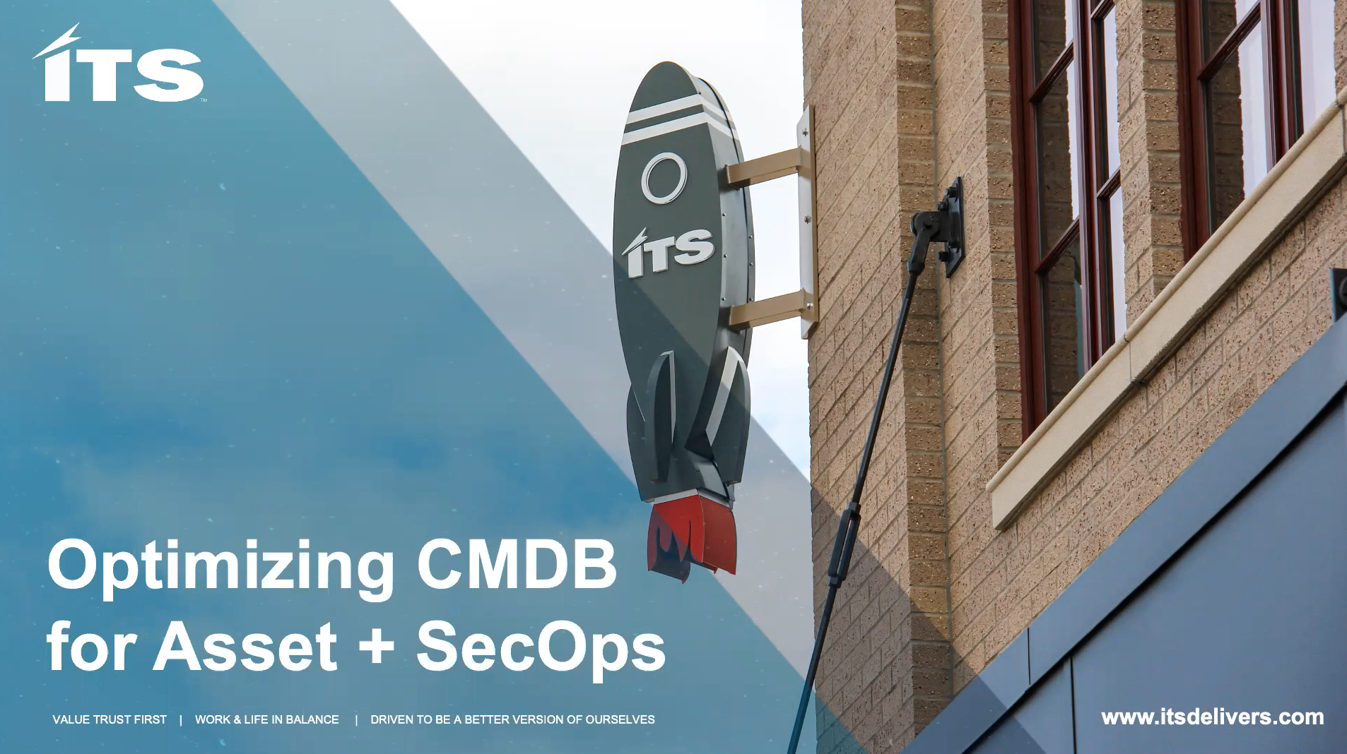 Optmizing the CMDB for Asset and SecOps l Final Edit 032620