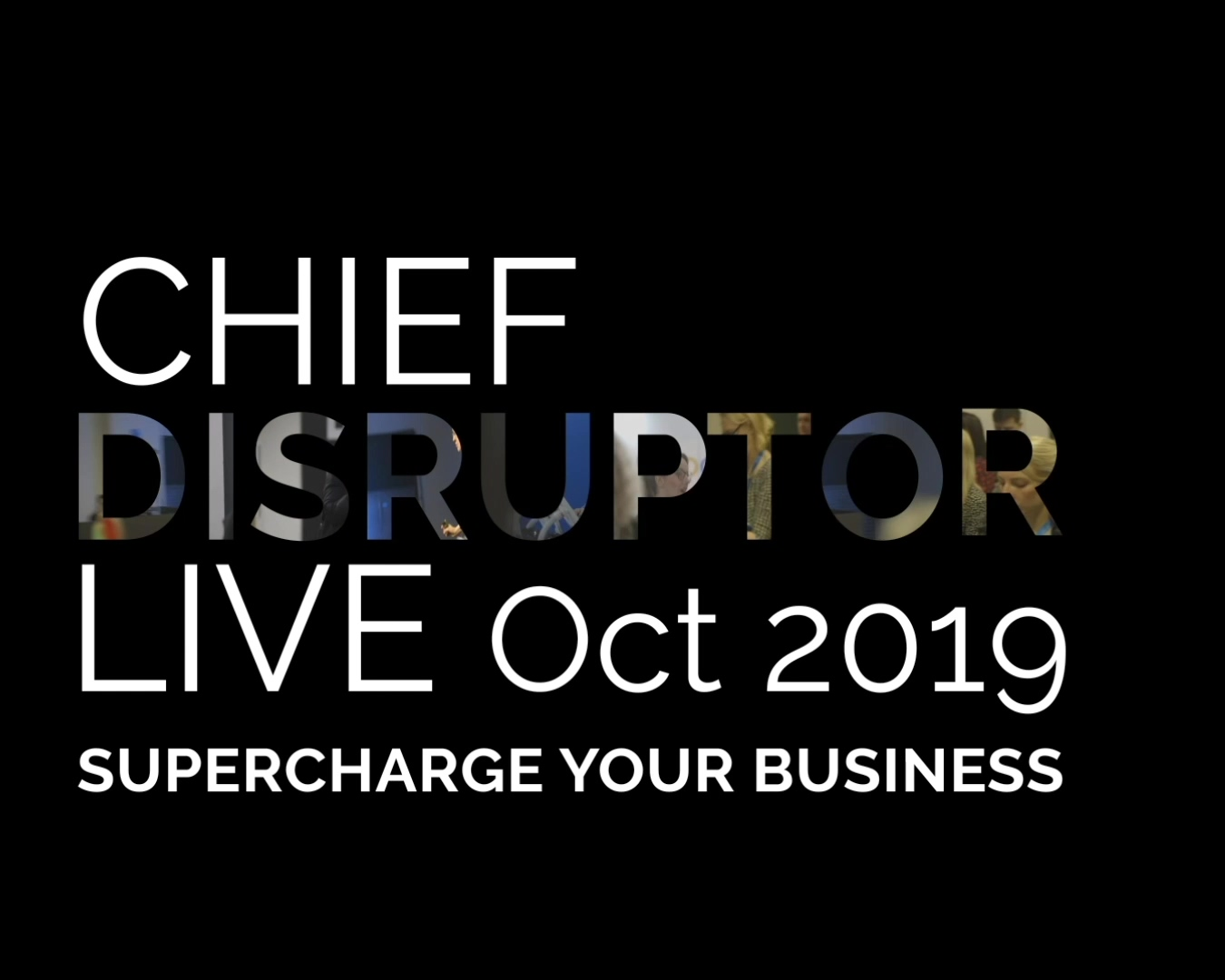 Chief Disruptor LIVE Partners (1)