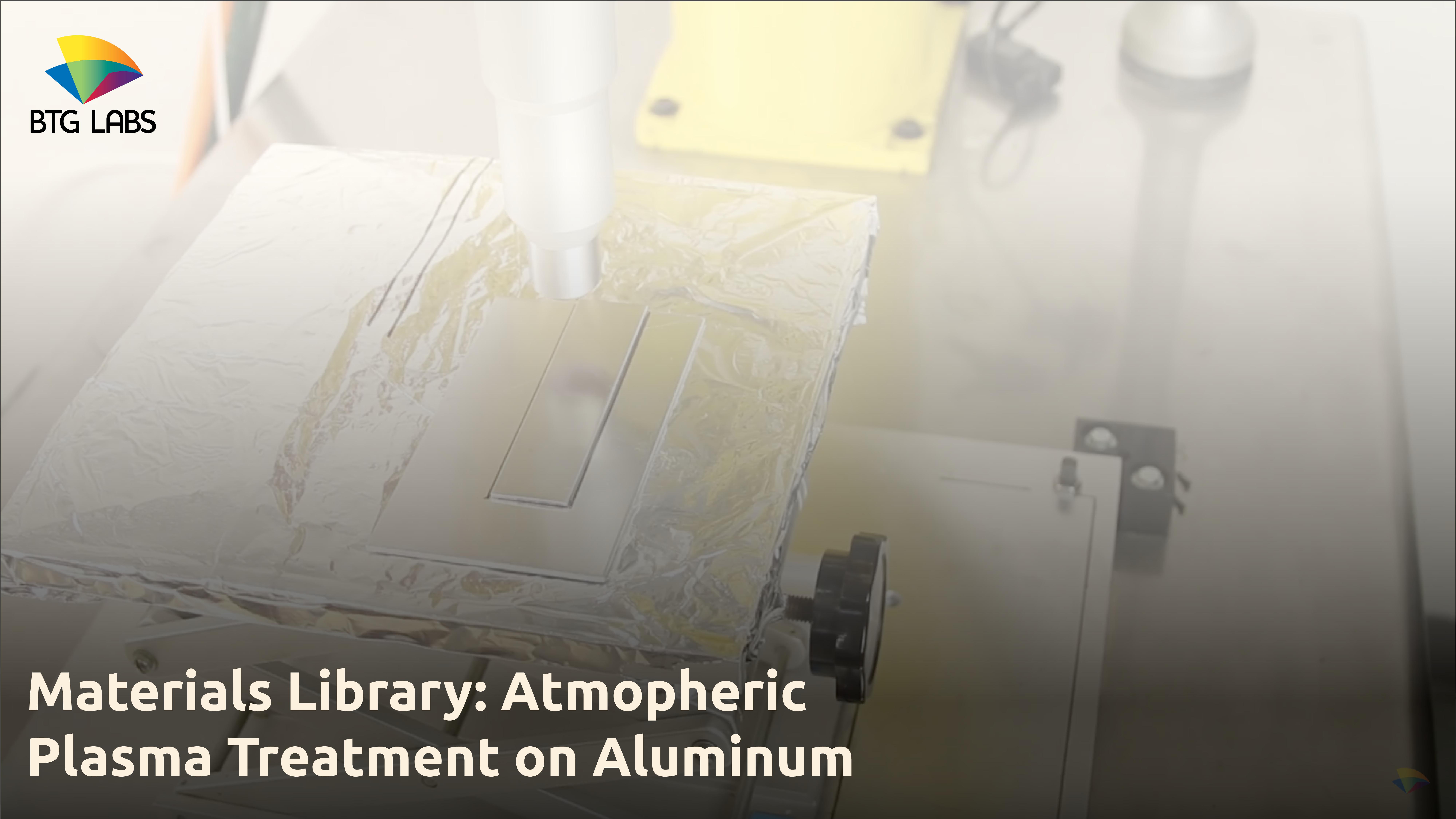 BTGLabs_ML_Aluminum。等离子体