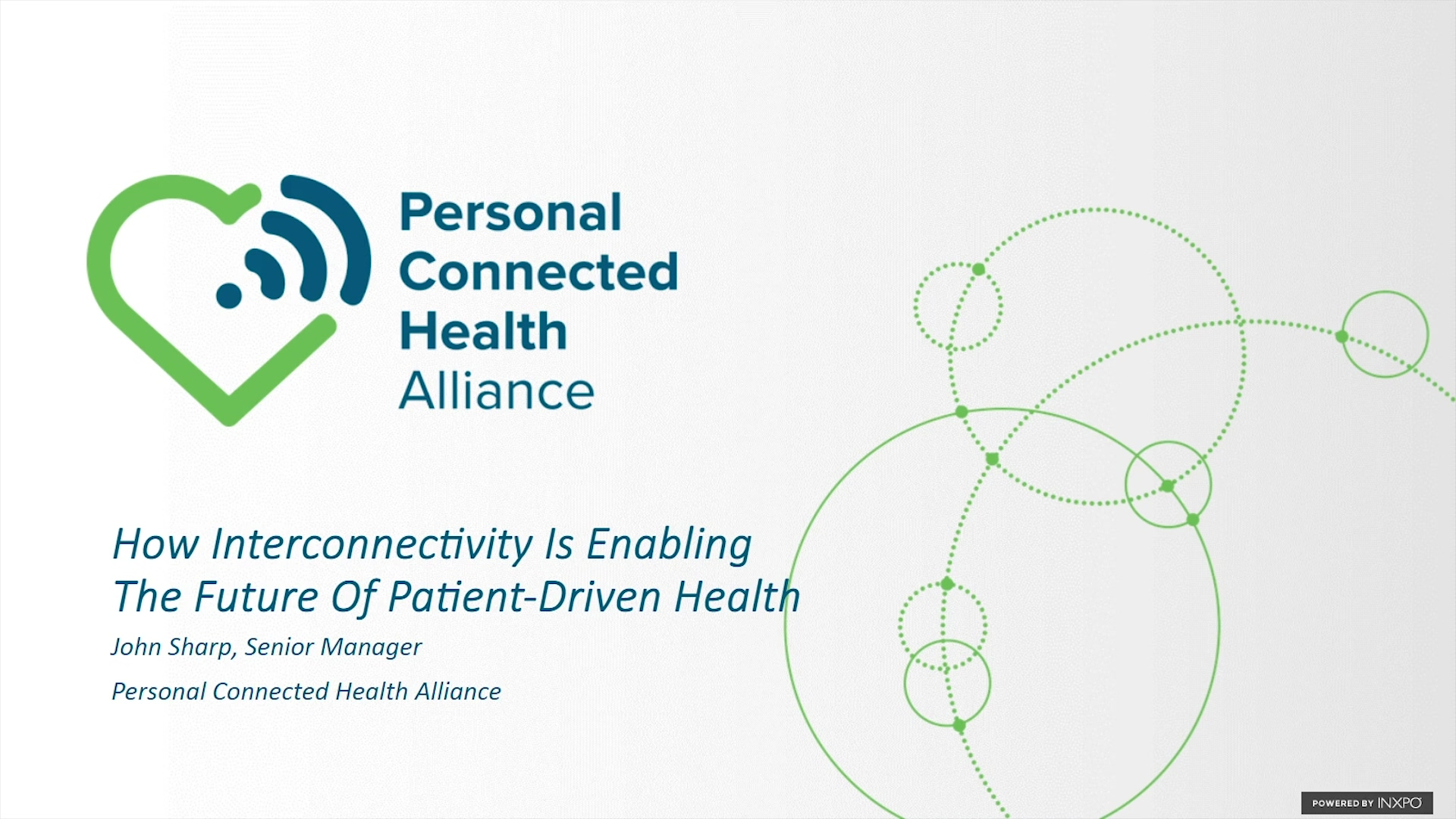 Patient Driven Interoperability