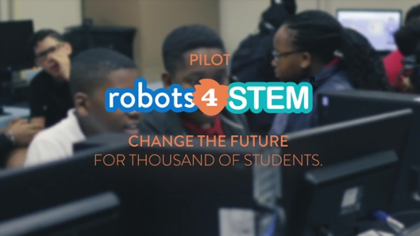 robots4STEM_ Expanding opportunity in computer science education