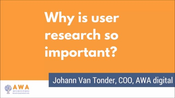 User Research Video