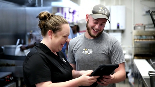 Holler & Dash New Employee Training