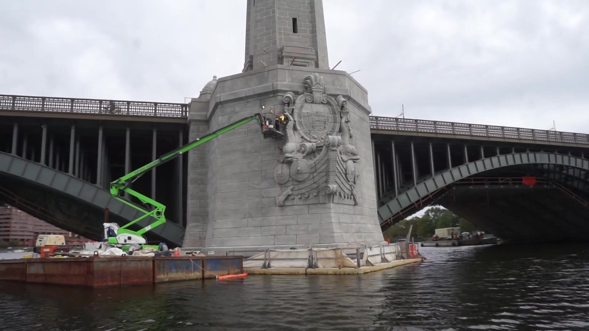 Longfellow Bridge Restoration (Final)